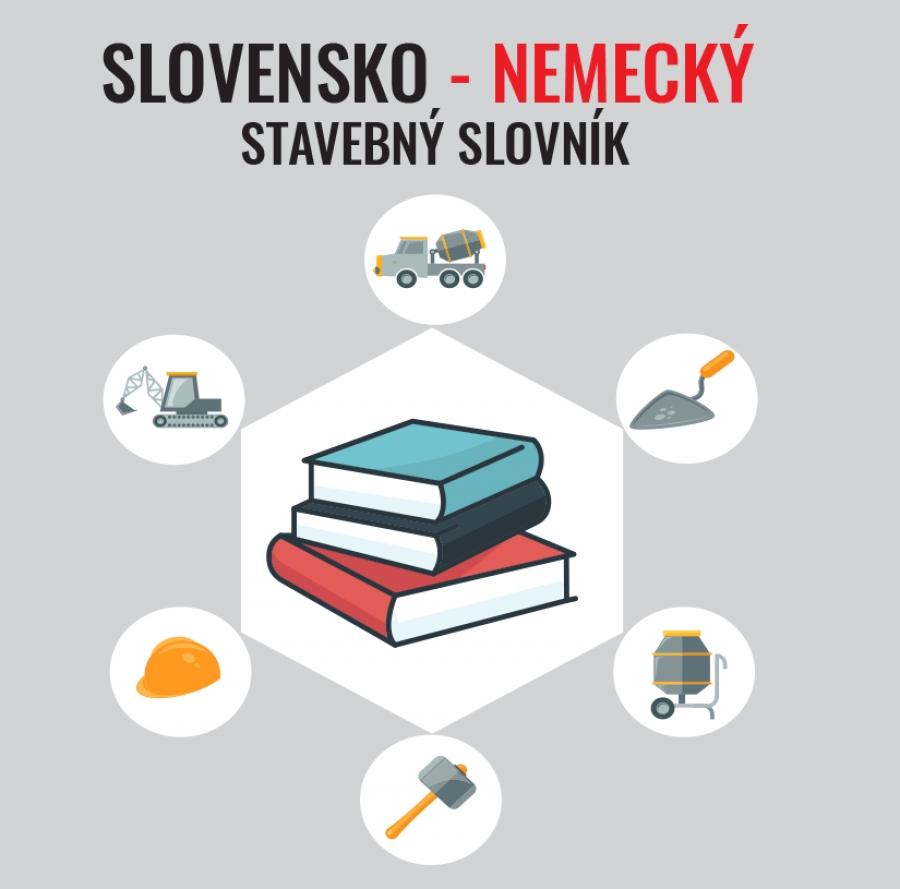 Slovensko – nemecký stavebný slovník