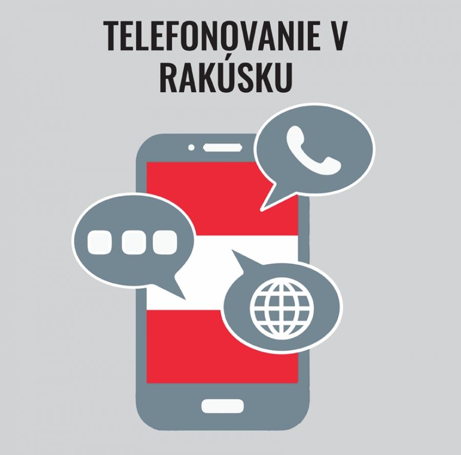 Telefonovanie v Rakúsku