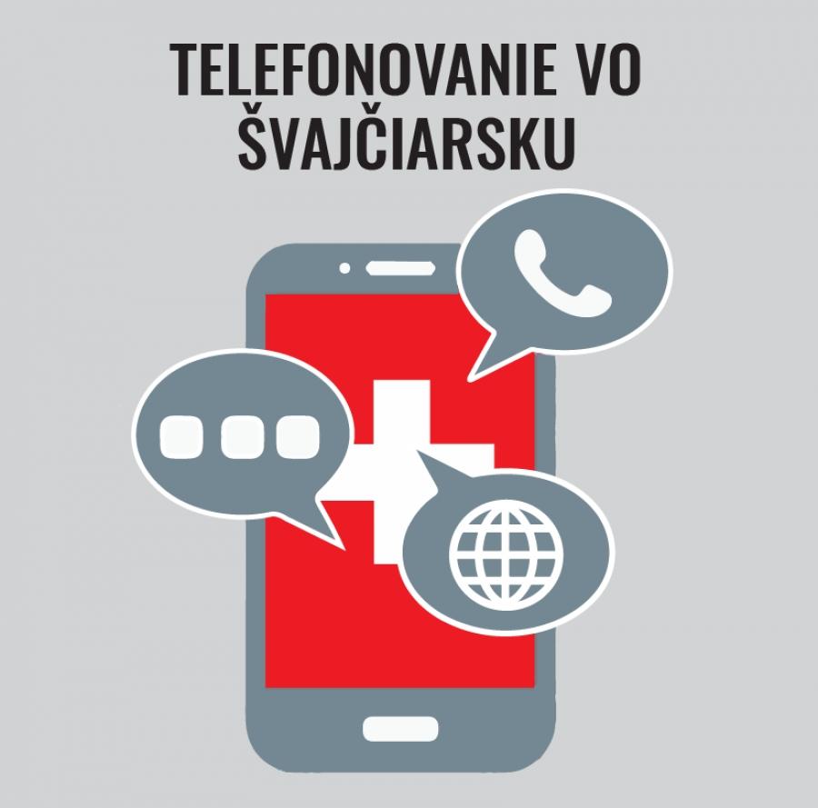 Telefonovanie vo Švajčiarsku