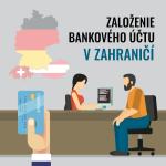Založenie bankového účtu v zahraničí