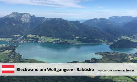 Bleckwand am Wolfgangsee – Rakúsko