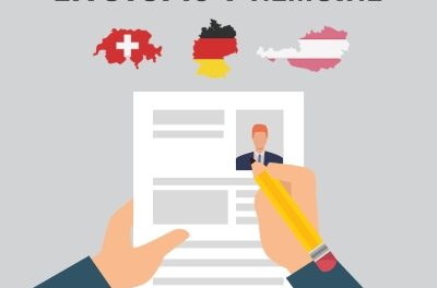 ŽIVOTOPIS v nemčine. Ako napísať kvalitný životopis a zaujať zamestnávateľa?